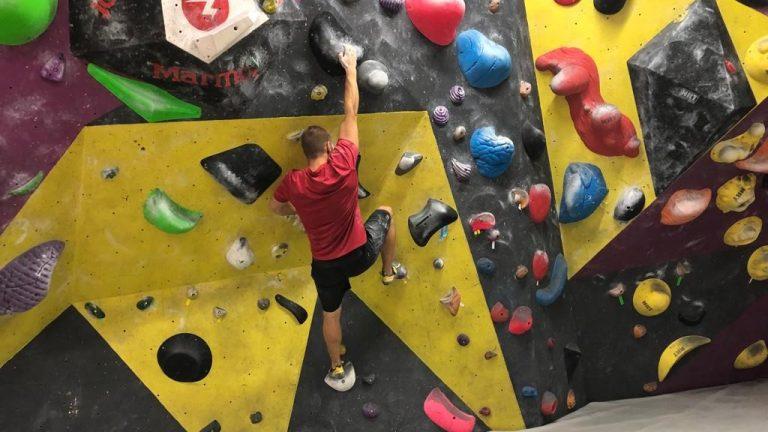 Read more about the article Boulderinga meistarklase iesācejiem 23.oktobrī